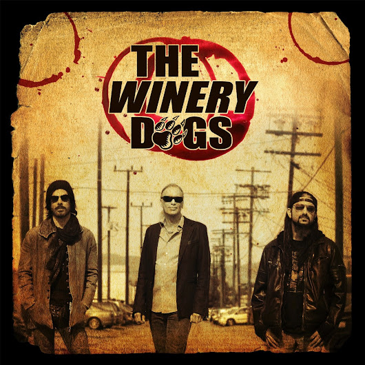 THE WINERY DOGS ALBUM REVIEW Released 7/23/13