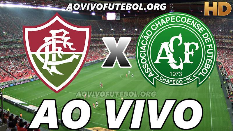 Assistir Fluminense vs Chapecoense Ao Vivo HD