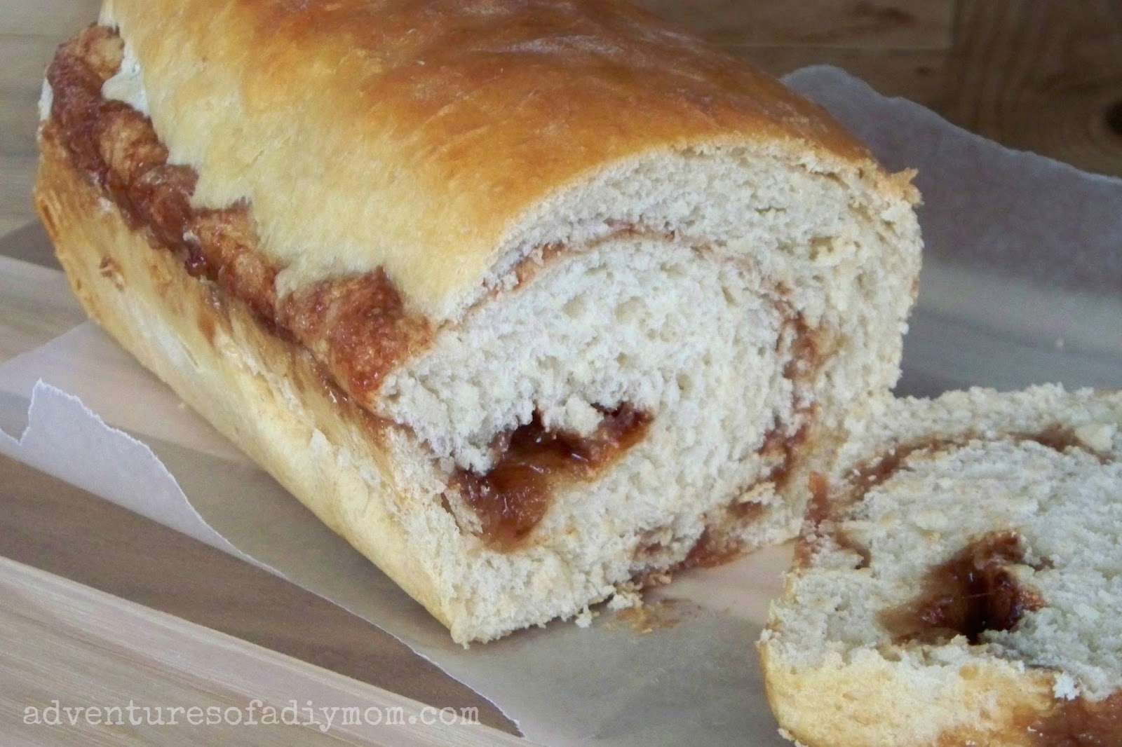 Soft and Chewy Cinnamon Bread Recipe