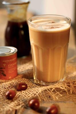 Pumpkin sirop , starbucks , chai latte