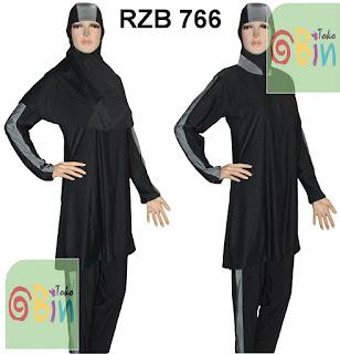 baju renang muslimah RZB 766