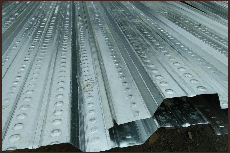 Harga Baja Ringan Per Meter Lampung Bondek Floor Deck Permeter Sakhabeton
