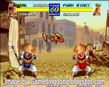 Fatal Fury 3 - Game Dingdong