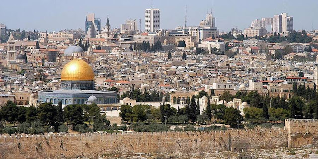 Image Attribute: Jerusalem from Mt. Olives/ Source: Wikimedia Commons
