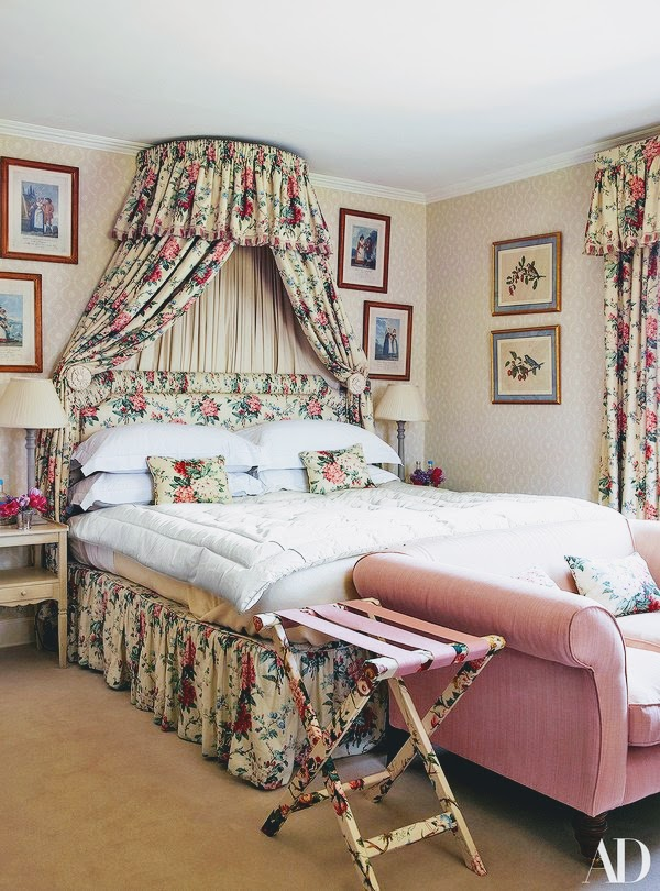 Dreamy English Country Home Alice Naylor-Leyland
