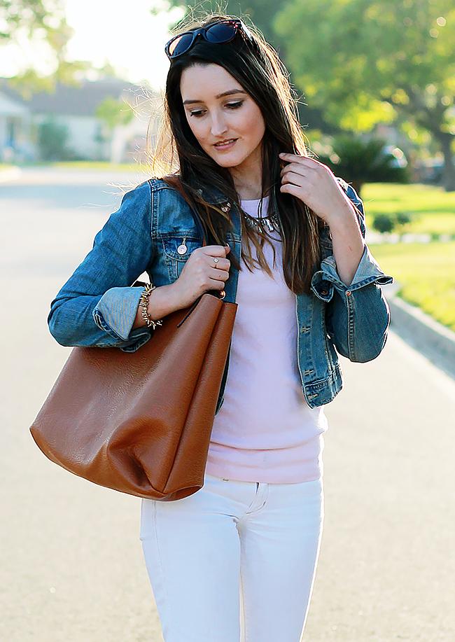 Denim Jacket Style A Good Hue