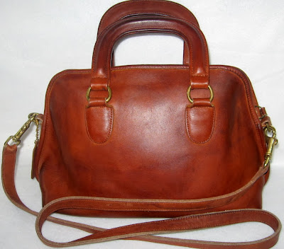 Vintage Coach Doctor Bag