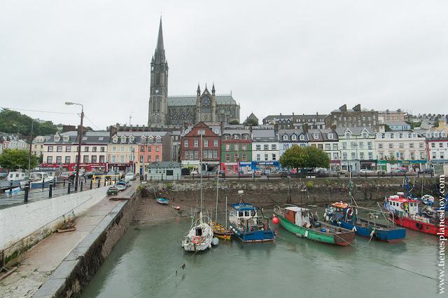 Puerto Cobh Condado de Cork Irlanda
