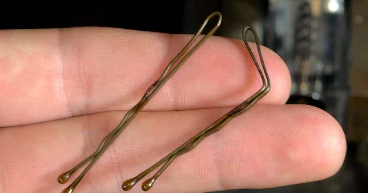 Pick A Lock With Bobby Pins
