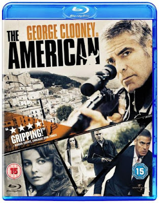 The American 2010 Dual Audio 720p BRRip 950Mb x264
