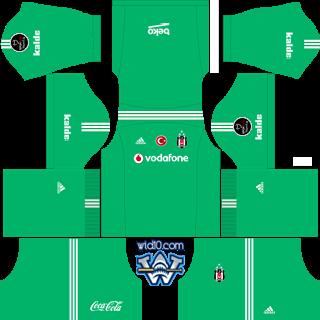 Beşiktaş Dream League Soccer dls fts 18 forma logo url,