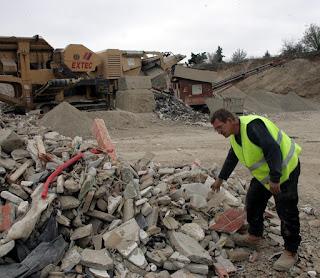 gestion déchets chantier btp