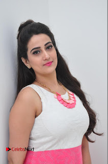 Anchor Manjusha Pictures at S2 Womens Showroom Launch 0004
