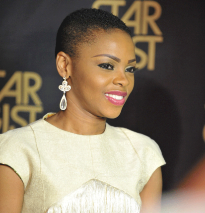 """I was conceived blind"" – Chidinma Ekile"