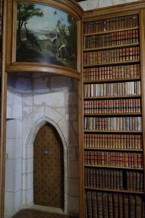 charente château la rochefoucauld bibliothèque