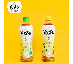 Minuman Buah Yuzu Lemon