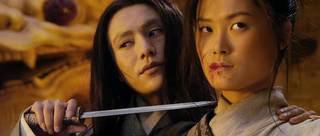 Flying Swords of Dragon Gate (2011) Dual Audio [Hindi-English] 720p BluRay ESubs Download