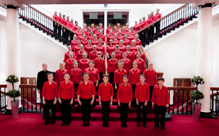 National Youth Choirs of Scotland's National Girls Choir
