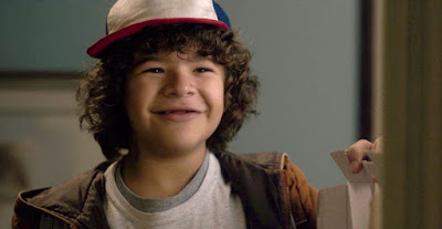 Dustin de Stranger Things (Gaten Matarazzo)