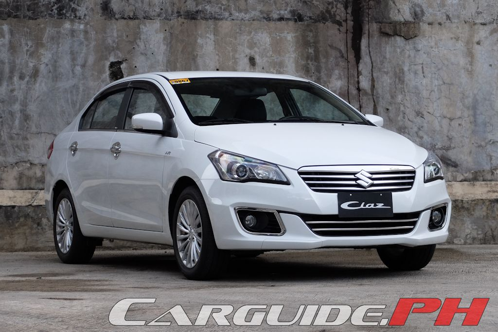 review 2016 suzuki ciaz glx a t philippine car news car reviews automotive features and. Black Bedroom Furniture Sets. Home Design Ideas