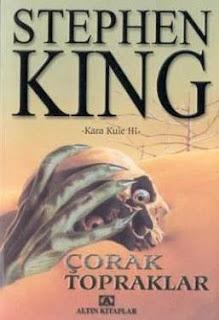 Stephen King - Kara Kule 3 - Çorak Topraklar