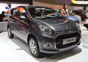 3. Mobil Daihatsu Ayla