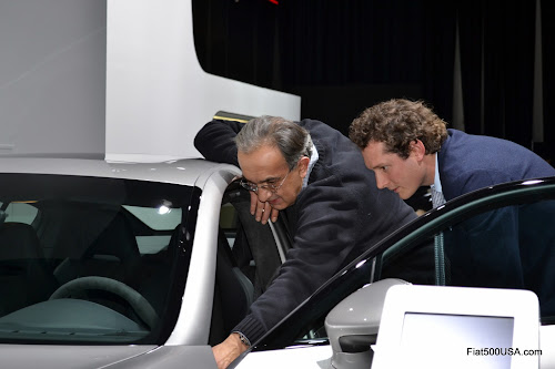 Marchionne and Elkann
