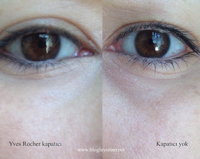 Yves Rocher Göz Kamaştıran Kusursuz Göz Altı Kapatıcısı swatch