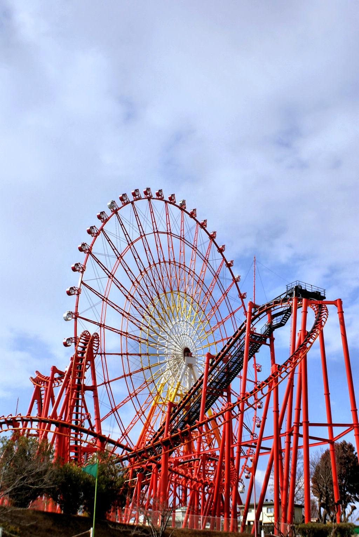 Ferris Wheel, Greenland.