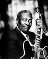 B.B. King Penyanyi blues Amerika 1925-2015
