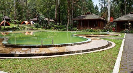 Penginapan Cottage di Cimanggu Ciwidey Bandung