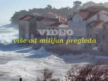 velika orkanska bura Postira video milijon pregleda slike otok Brač Online