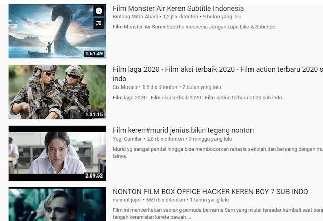 Topik/Tema Channel Youtube Terpopuler dan paling dicari