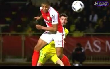 Kylian Mbappe Lottin goal