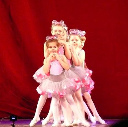 beneficii psihologice balet copii