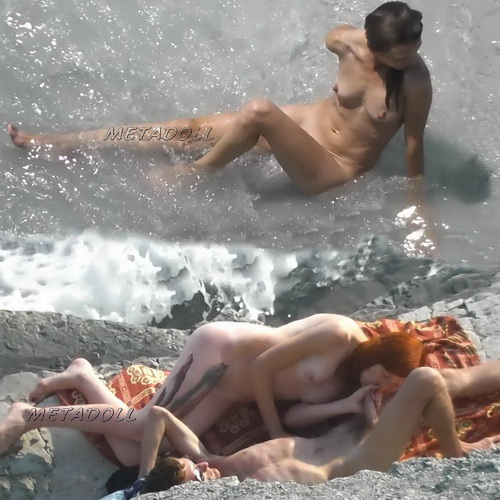BeachHunters Sex 19274-19358 (Nude beach sex caught on spycam)