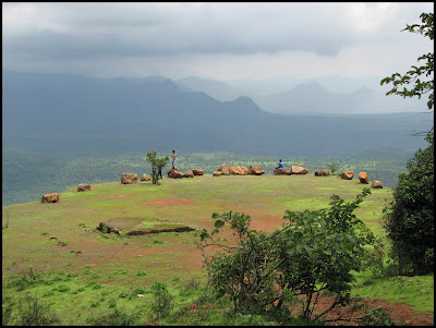 Table Land at Madhe Ghat