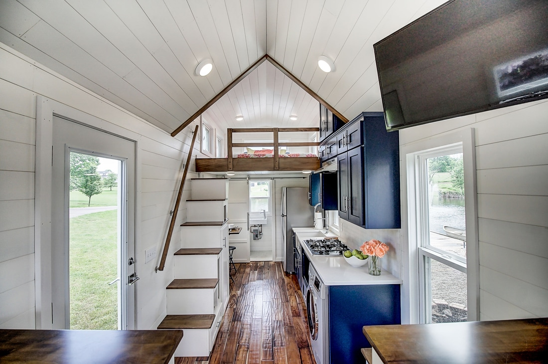 Kokosing By Modern Tiny Living Tiny House Town