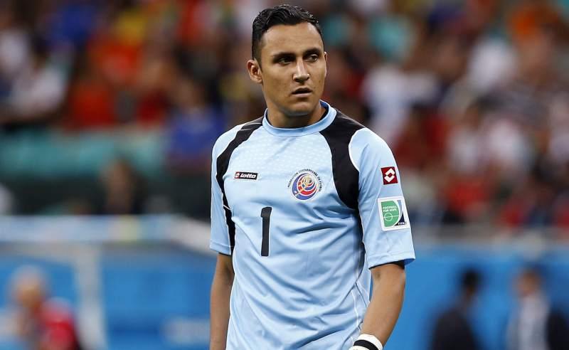 Keylor Navas se pierde la Copa América Centenario 2016