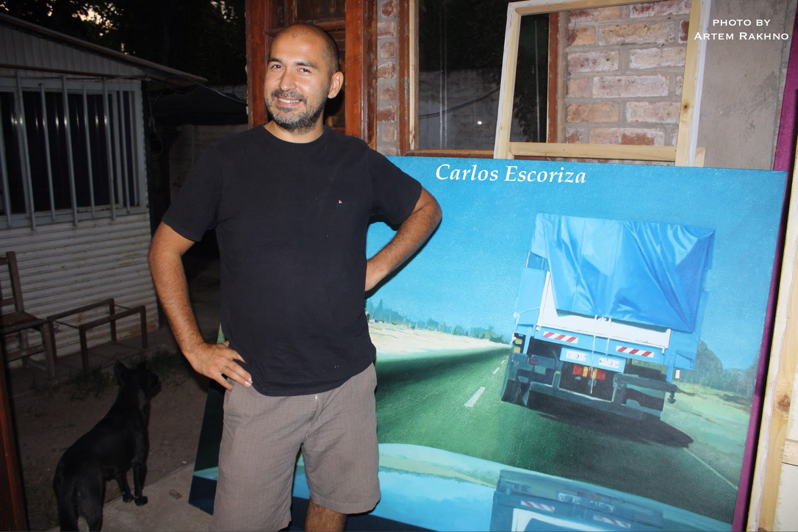 Карлос Эскориза.