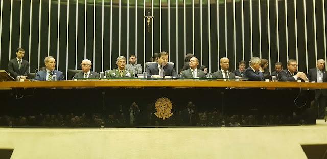 Exército é homenageado em Sessão Solene requerido por Coronel Chrisóstomo