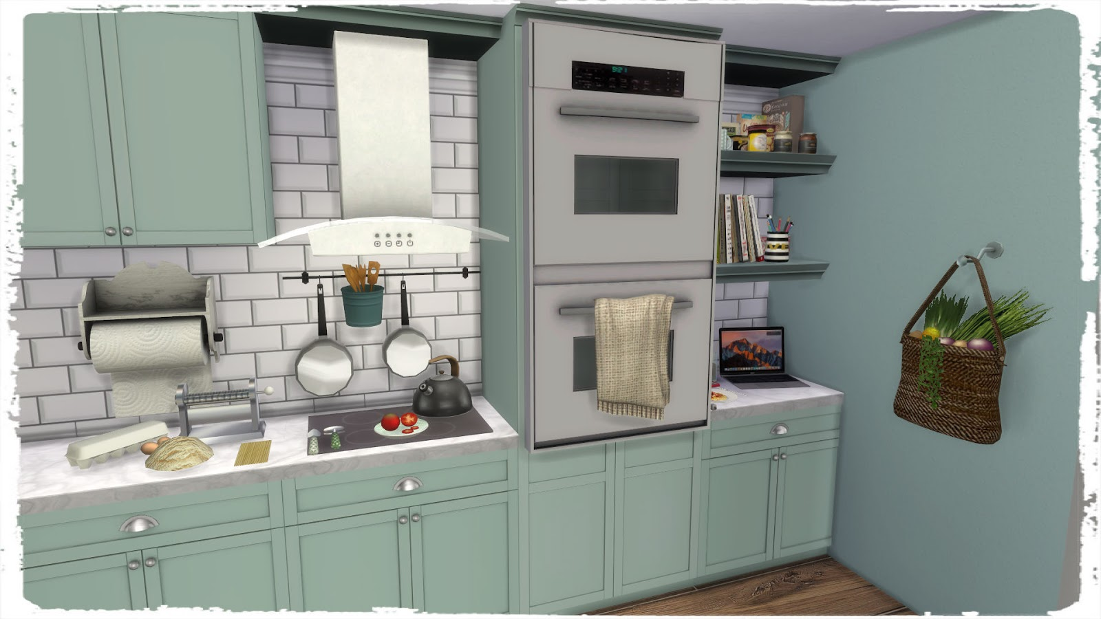 Sims 4 Kitchen With Laundry Dinha Interiors Inside Ideas Interiors design about Everything [magnanprojects.com]