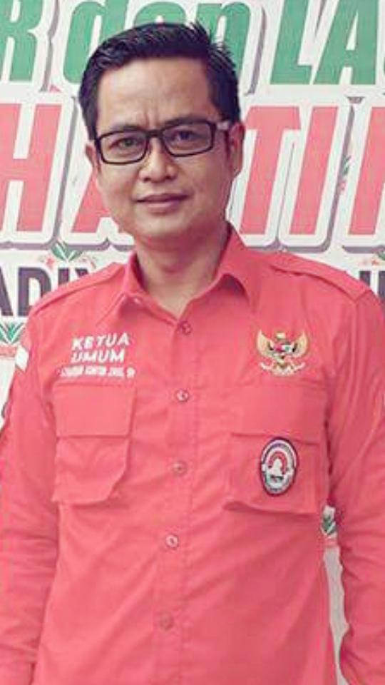 Ketua DPP GOWA Sumut Satriawan Guntur Zass