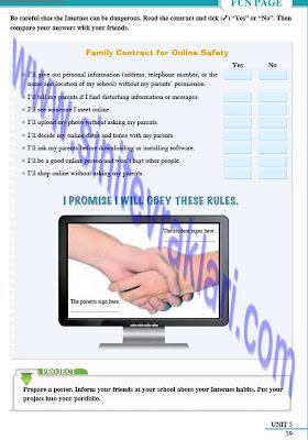 8. Sınıf İngilizce Tutku Yayınları Ders Kitabı Cevapları Sayfa 59
