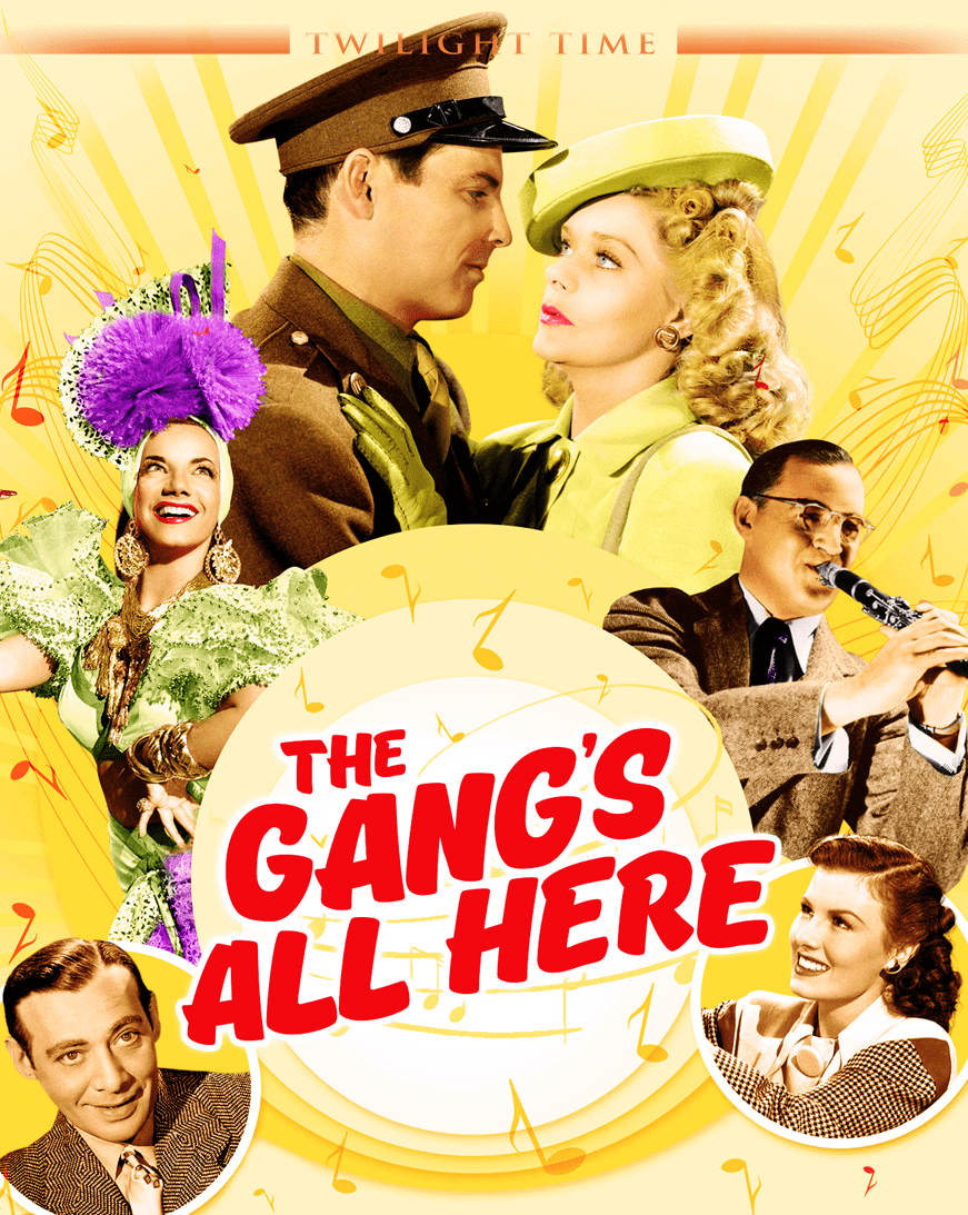 The Gang's All Here [1943] [DVD9] [NTSC] [Latino]