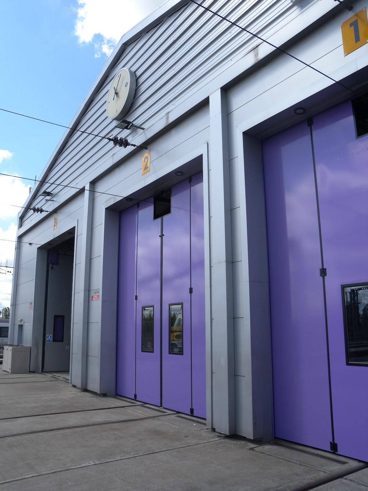 The Door Industry Journal Swift Doors For Edinburgh Trams