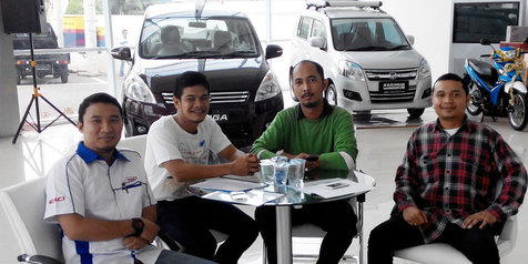 Suzuki Armada Siap Support Peresmian Komunitas ERCI Aceh di Titik Nol Indonesia
