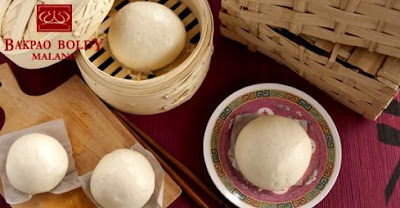 makanan khas malang tempo dulu - bakpao boldy