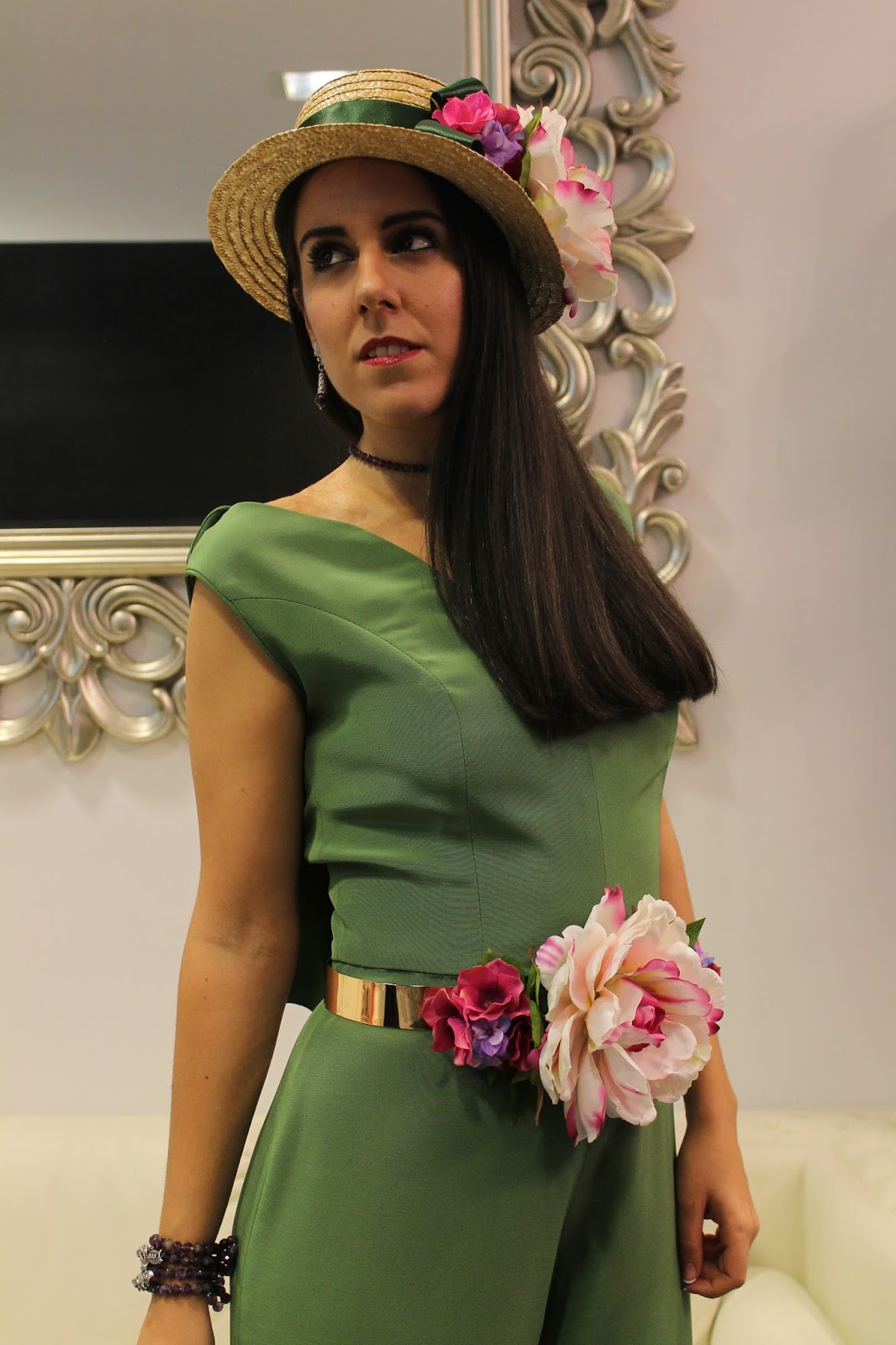 wedding-boda-invitada-mono-canotier-modelo-blogger-bloggerpost-fashion