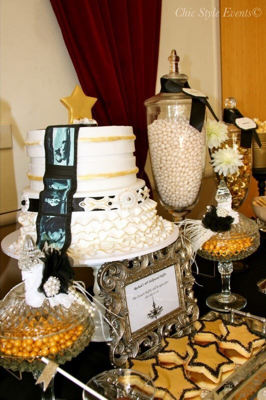 Little Big Company The Blog Old Hollywood Glam Party By